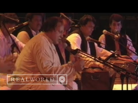 Nusrat Fateh Ali Khan - Allah Hoo Allah Hoo (live At WOMAD Yokohama 1992)