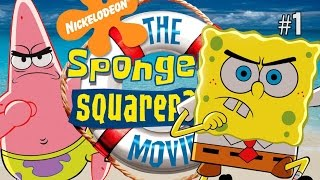 Twitch Livestream | The SpongeBob SquarePants Movie Game Part 1 [Gamecube]