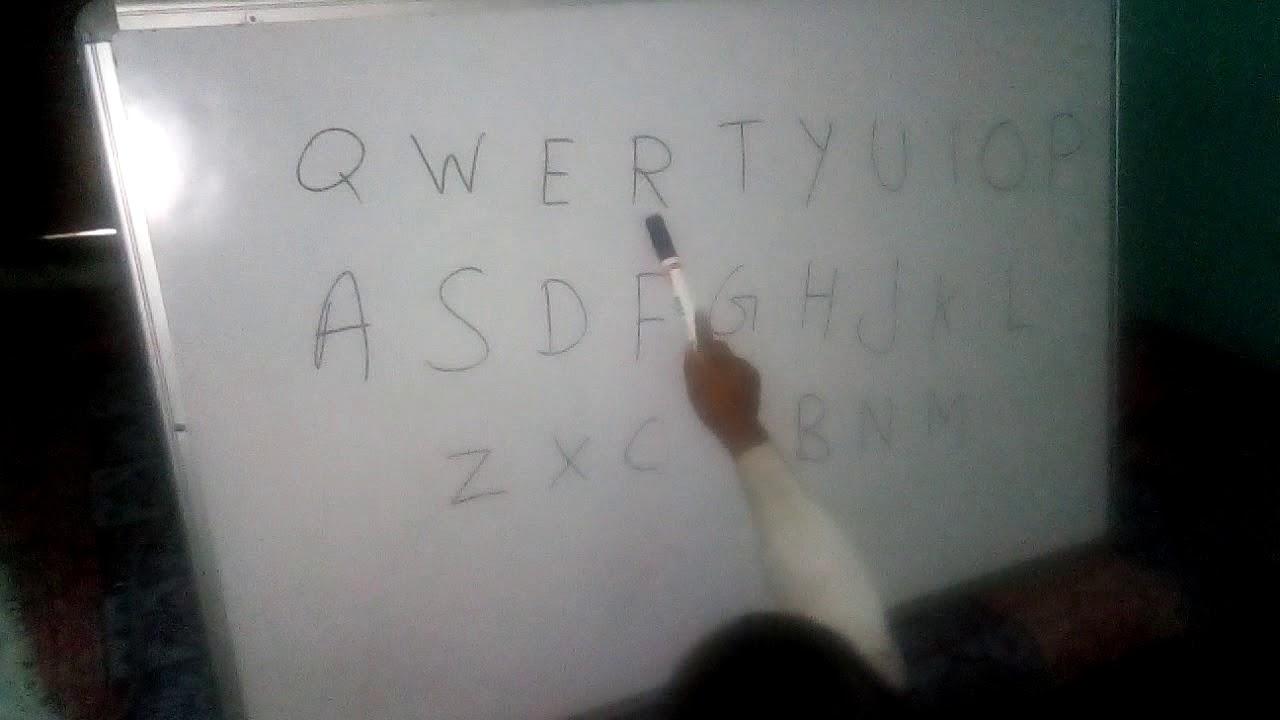 waseem alphabet