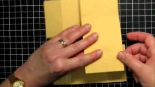 Learn How to Make a Neverending Card!