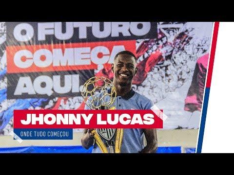 ONDE TUDO COMEÇOU, COM JHONNY LUCAS