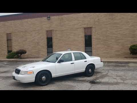 The lies you may have been told about the Crown Vic police interceptor