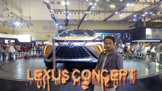 Lexus booth at #GIIAS2019
