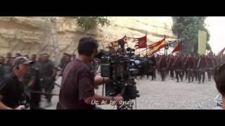 Assassin's Creed FİLMİNDEN YENİ GÖRÜNTÜLER ! Kamera Arkaları...