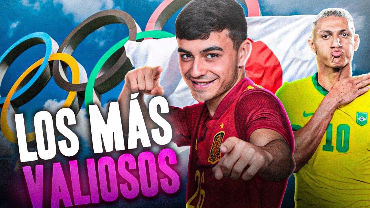 ¡Los MÁS VALIOSOS de los OLÍMPICOS! | TOP 25