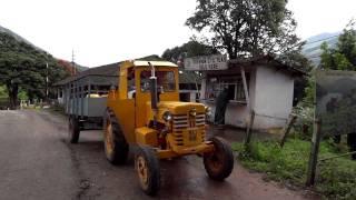 Tea Estate Tractor in India - Mahindra IH B-275