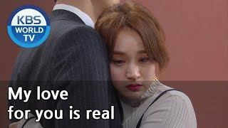My love for you is real [Unasked Family/ ENG, CHN / 2020.01.29]