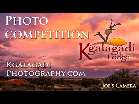 Kgalagadi Photo Competition 2019 - R70K in Prizes