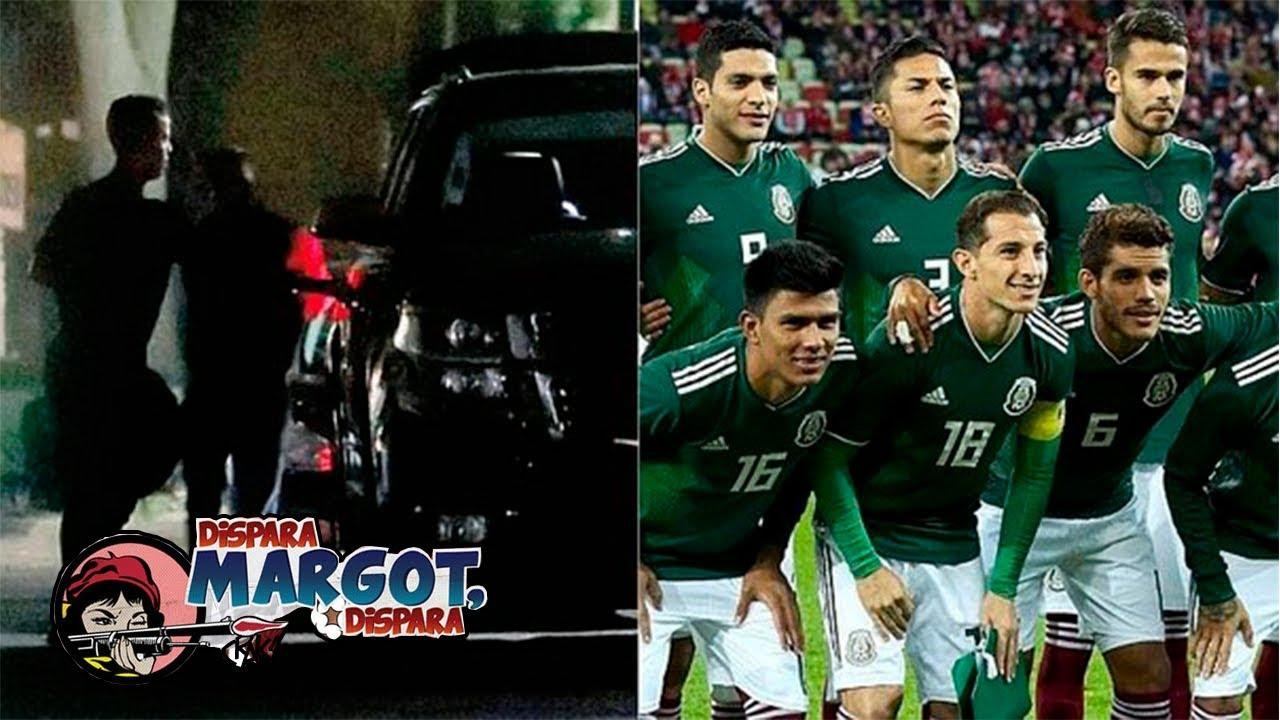 La Selección Mexicana se fue de Fiesta antes de viajar Rumbo a Rusia ... 1785561f6a7ea