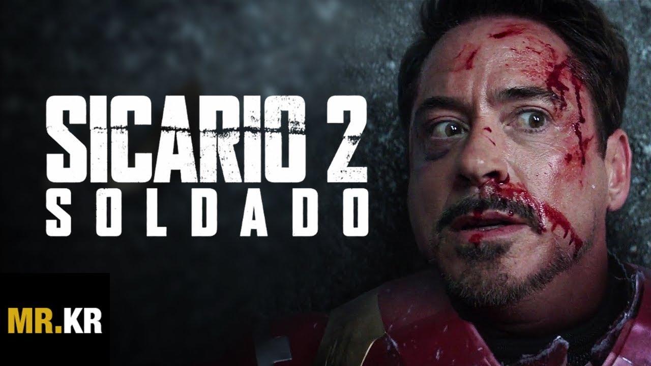 Download Captain America: Civil War - (Sicario 2: Soldado Style)