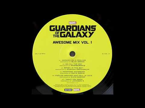 Guardians Of The Galaxy Awesome Mix Vol. 1 - r6149924 [vinyl rip] (full album)