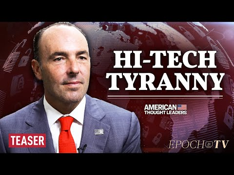 Kyle Bass: The 'Cancer' of China's Digital Currency | TEASER | American Thought Leaders
