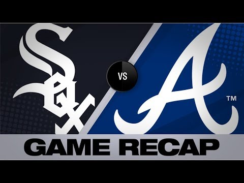 freeman-powers-braves-to-5-3-win-over-sox- -white-sox-braves-game-highlights-9/1/19