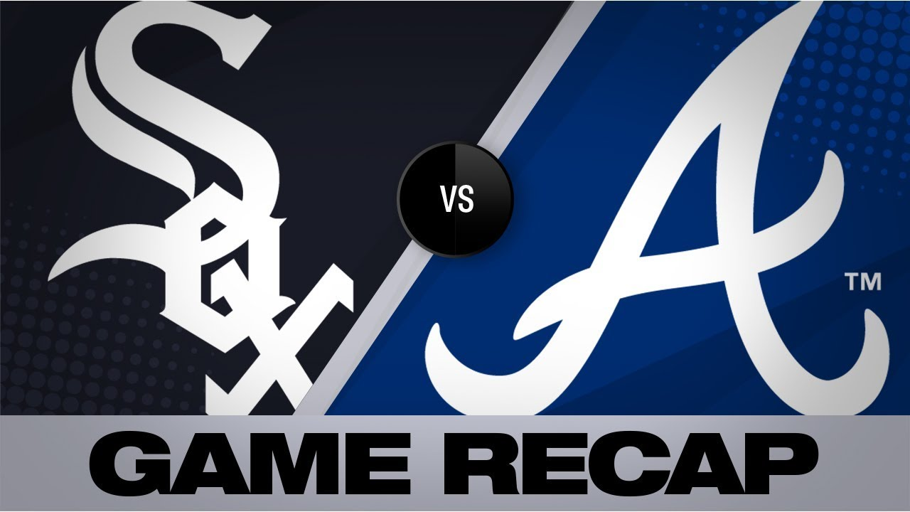 Freeman powers Braves to 5-3 win over Sox | White Sox-Braves Game Highlights 9/1/19