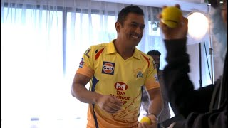 The Super Kings Show: BTS ft. MS Dhoni