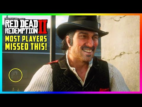 Most Players Missed This Tiny Detail That COMPLETELY Changed The Ending Of Red Dead Redemption 2! thumbnail