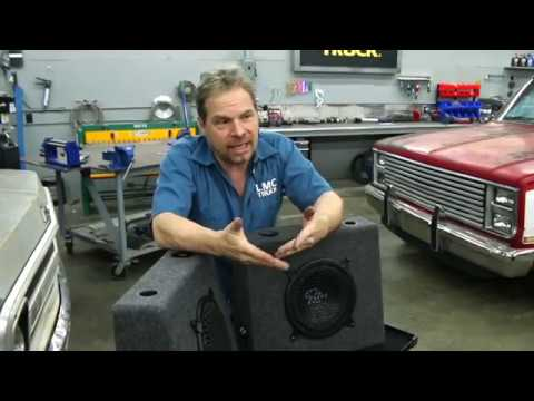 LMC Truck: RetroSound Radio Install Video