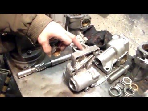 Замена втулок рулевого редуктора ваз.Replacing The Steering Gear Bushings Vases.