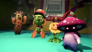 Plants Vs. Zombies: Battle for Neighborville - #255 Battle Arena [Xbox One Gameplay]