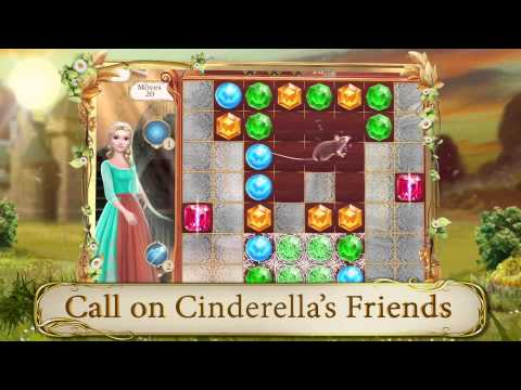 Cinderella Free Fall - Now Available