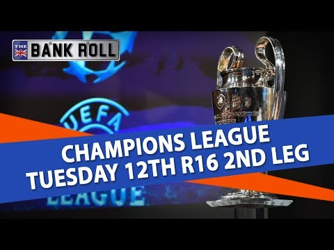 Champions league predictions betting redskins eagles linemakers betting