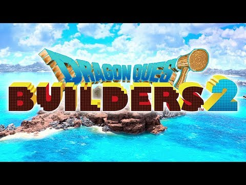 The World of DRAGON QUEST BUILDERS 2!