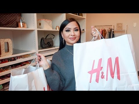 H&M Fall Clothing HAUL | Diana Saldana