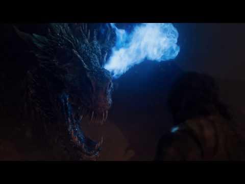 Джон Сноу пытается спасти Брана Игра Престолов 8 сезон 3 серия
