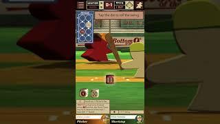GamingNight: bottom of the 9th  app gameplay