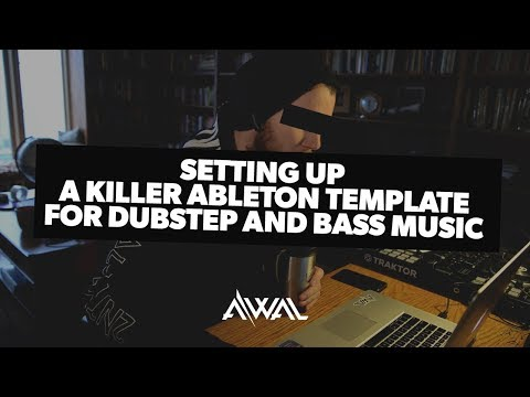 My Dubstep/Bass Music Ableton Template [Free Template Download]