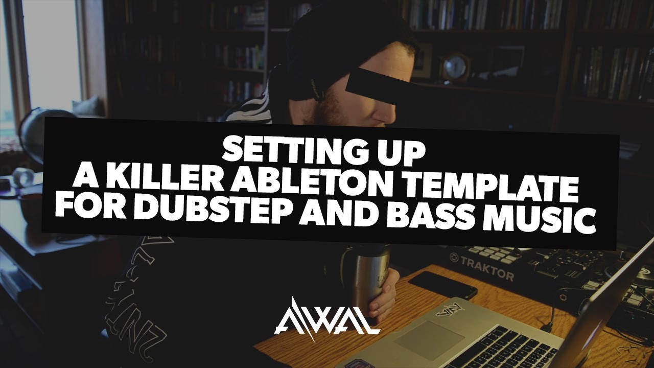 my dubstep bass music ableton template free template download youtube. Black Bedroom Furniture Sets. Home Design Ideas