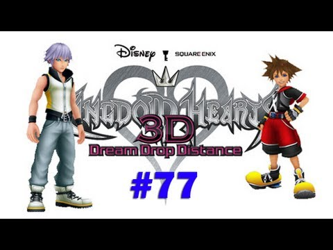 Kingdom Hearts 3D Proud Mode (Part 77) Dodge like a Pro Luc!