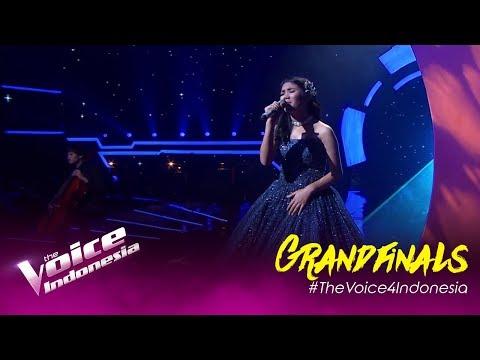 Matahariku (AgnezMo) - Tesa | Grandfinal | The Voice Indonesia GTV 2019