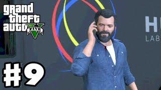 Grand Theft Auto 5 - Gameplay Walkthrough Part 9 - Getting Gas (GTA 5, Xbox 360, PS3)