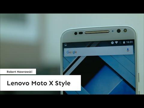 Lenovo (Motorola) Moto X Style Recenzja | Robert Nawrowski