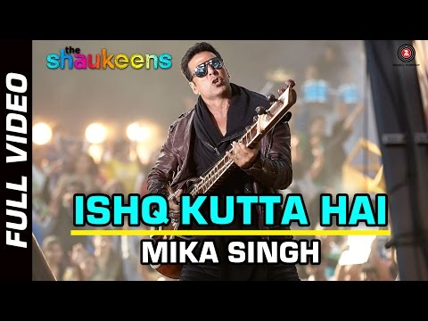 ISHQ KUTTA HAI - FULL VIDEO HD | The...