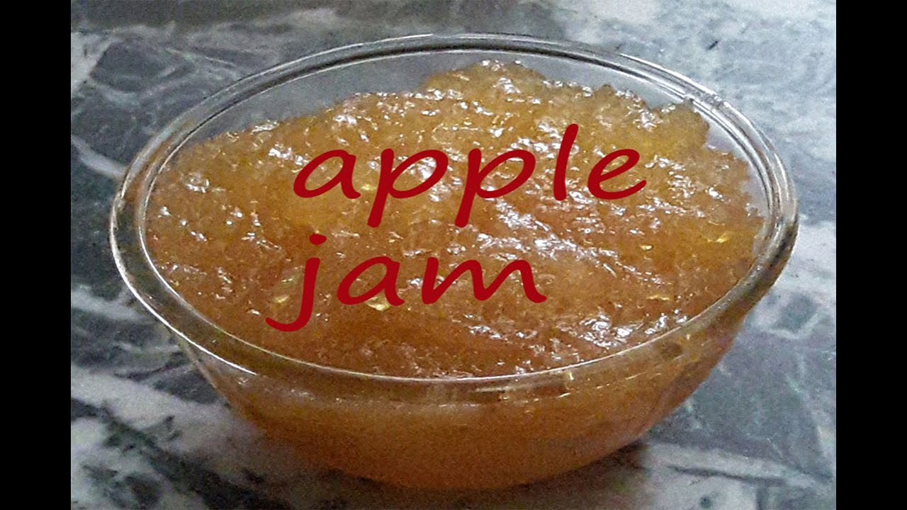 How to make jam from apples and rintes 78