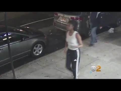 CBS2 Exclusive: Woman Attacked By Gang Of Teens