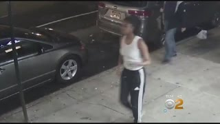 CBS2 Exclusive: Woman Attacked By Gang Of Teens thumbnail