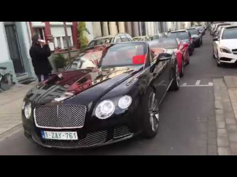 cortege mariage marocain voiture de luxe youtube. Black Bedroom Furniture Sets. Home Design Ideas