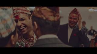 Pragati & Dipesh Wedding Video: Nepali Wedding