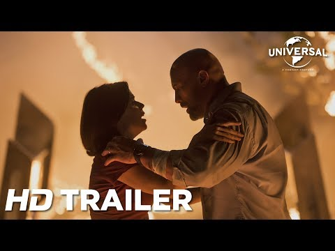 Arranha-Céu: Coragem Sem Limite - Trailer 3 (Universal Pictures) HD