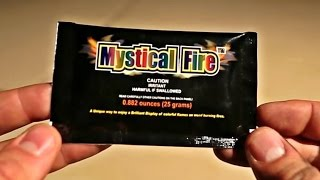 """What is """"Mystical Fire""""?"""
