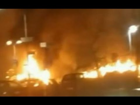 Media ridicules President Trump on Sweden immigration that night city erupts in flames