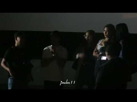 HLG Casts at Megamall Block Screening