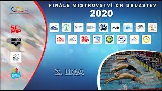 MČR družstev 2020 - 2.liga - 4…