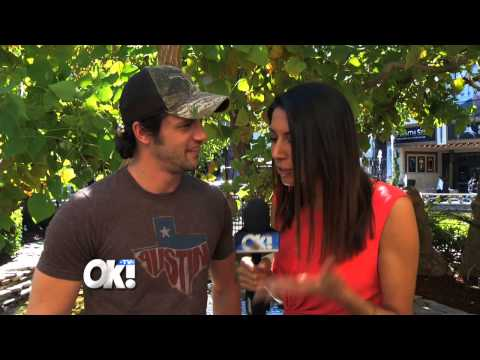 Nathan Parsons s With OK! TV About 'The Originals'