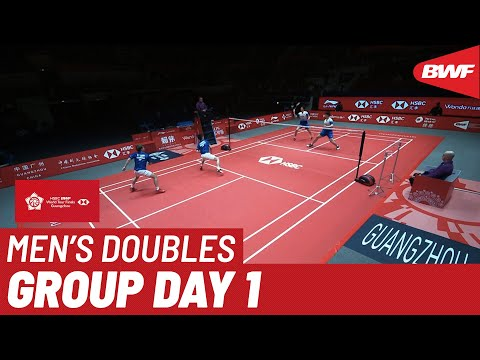 Group A | MD | GIDEON/SUKAMULJO (INA) Vs. LI/LIU (CHN) | BWF 2019