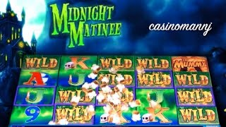 *NEW SLOT* - Midnight Matinee - Slot Machine Bonus