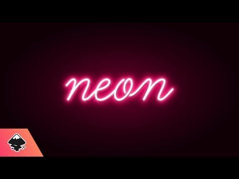 Inkscape Tutorial: Neon Text Effect